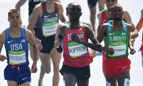Olympic 1500m champion Asbel Kiprop 'tested positive' for EPO