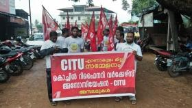 BPCL employees furious with Modi govt's privatisation bid, hold nationwide strike