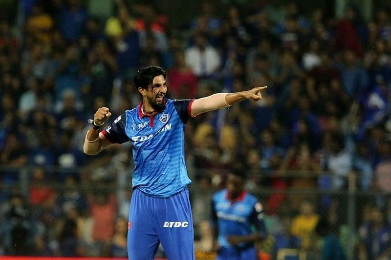 Aakash Chopra picked Ishant Sharma as one of the seamers in his ideal Delhi Capitals XI