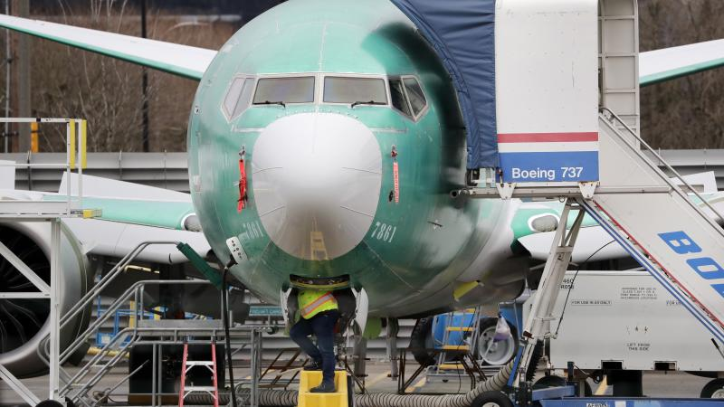 Boeing does not expect Max jet to be cleared until summer