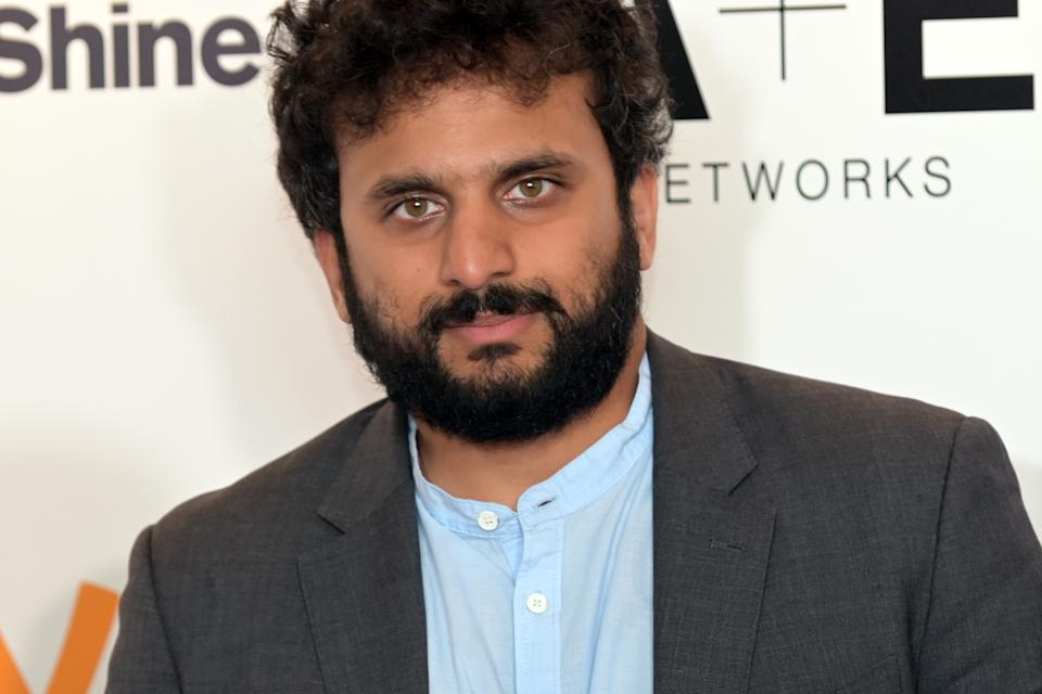 EDINBURGH, SCOTLAND - AUGUST 23: Comedian Nish Kumar at the Edinburgh TV Festival, on August 23, 2019 in Edinburgh, Scotland. (Photo by Ken Jack/Getty Images)