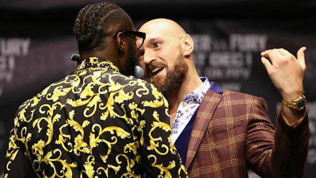 "Deontay Wilder's style means he is set for ""the most awkward night of his life"", according to upcoming opponent Tyson Fury."