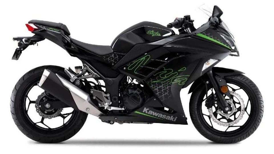 BS6 Kawasaki Ninja 300 revealed in India; bookings now open