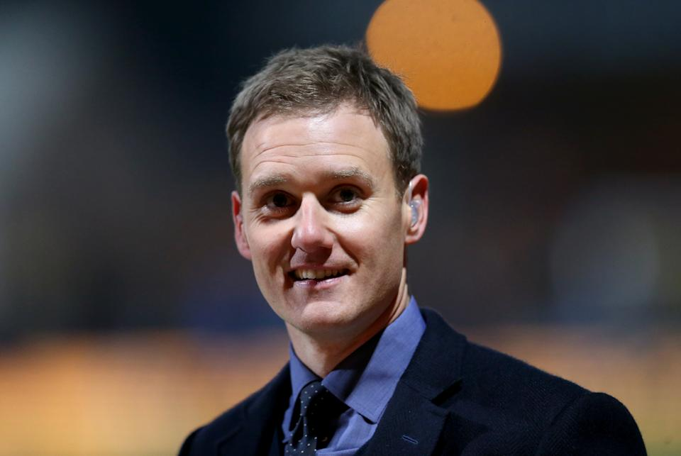Dan Walker, BBC Sport presenter