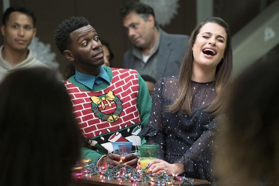 """<p>When showrunner Ryan Murphy described his time working on <em>Glee</em> to <a href=""""https://ew.com/article/2016/09/23/ryan-murphy-remembers-glee/"""" rel=""""nofollow noopener"""" target=""""_blank"""" data-ylk=""""slk:Entertainment Weekly"""" class=""""link rapid-noclick-resp""""><em>Entertainment Weekly</em></a>, he addressed the rumors of on-set drama: """"It was the best time in my life and the worst time in my life. There was a lot of fighting. There was a lot of people sleeping together and breaking up. It was good training for being a parent, I'll tell you that much.""""</p>"""