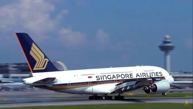 Singapore Airlines/Youtube Singapore Airlines.