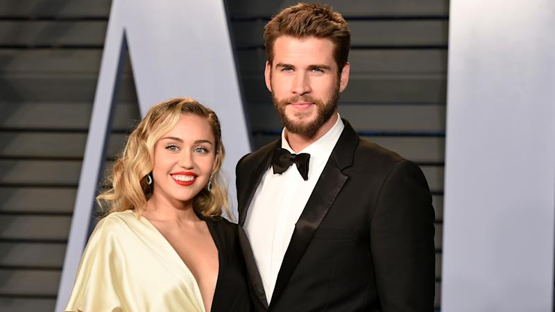 Miley Cyrus & Liam Hemsworth Are Done—We Have No Words