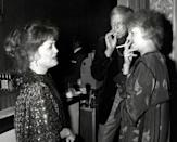 <p>At the 3rd Annual Media Awards, McClanahan and Arthur chatted during a smoking break (yes, that was a big thing back in the '80s) along with Dick Maury. </p>