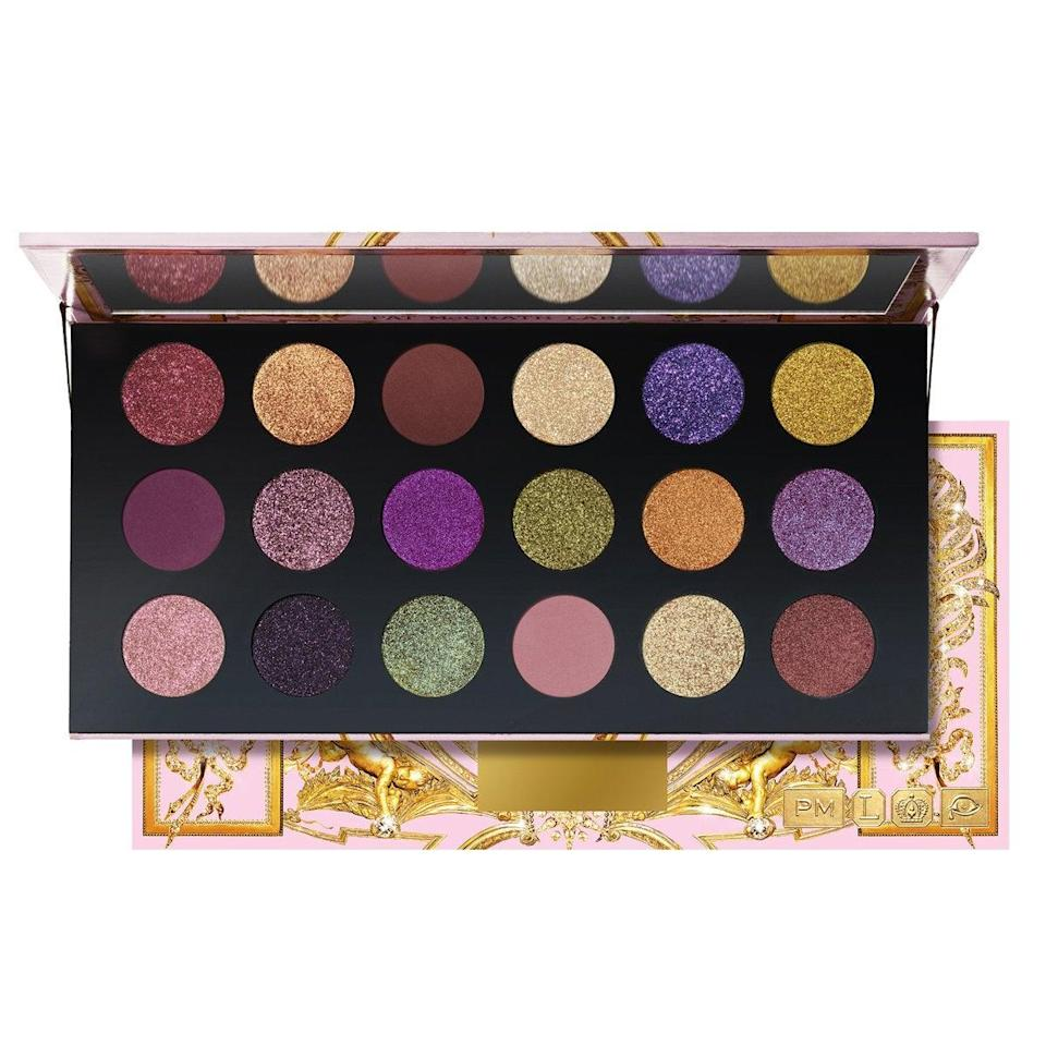 """<h2><a href=""""https://www.patmcgrath.com/"""" rel=""""nofollow noopener"""" target=""""_blank"""" data-ylk=""""slk:Pat McGrath Labs"""" class=""""link rapid-noclick-resp"""">Pat McGrath Labs</a></h2><br>In 2019, Black British makeup artist, <a href=""""https://www.patmcgrath.com/pages/pat-mcgrath-biography"""" rel=""""nofollow noopener"""" target=""""_blank"""" data-ylk=""""slk:Pat McGrath"""" class=""""link rapid-noclick-resp"""">Pat McGrath</a>, made it on <a href=""""https://time.com/collection/100-most-influential-people-2019/5567843/pat-mcgrath/"""" rel=""""nofollow noopener"""" target=""""_blank"""" data-ylk=""""slk:Time's 100 Most Influential People"""" class=""""link rapid-noclick-resp"""">Time's 100 Most Influential People</a> list for reason. Her <a href=""""https://www.instagram.com/patmcgrathreal/"""" rel=""""nofollow noopener"""" target=""""_blank"""" data-ylk=""""slk:high-fashion make-up creations"""" class=""""link rapid-noclick-resp"""">high-fashion make-up creations</a> have shined on countless runways and her make-up line, aka her, """"Golden Revolution,"""" is a complete showstopper on its own. <br><br><strong>Here's The Deal:</strong> Pat McGrath Labs is giving <strong>25% off purchases of $150 or less</strong> and taking <strong>30% off of purchases of $150 or more</strong> this Black Friday.<br><br><em>Shop</em> <strong><em><a href=""""https://www.patmcgrath.com/"""" rel=""""nofollow noopener"""" target=""""_blank"""" data-ylk=""""slk:Pat McGrath Labs"""" class=""""link rapid-noclick-resp"""">Pat McGrath Labs</a></em></strong><br><br><br><strong>PAT McGRATH LABS</strong> MTHRSHP MEGA: Celestial Divinity, $, available at <a href=""""https://go.skimresources.com/?id=30283X879131&url=https%3A%2F%2Ffave.co%2F3m0hvPu"""" rel=""""nofollow noopener"""" target=""""_blank"""" data-ylk=""""slk:PAT McGRATH LABS"""" class=""""link rapid-noclick-resp"""">PAT McGRATH LABS</a>"""