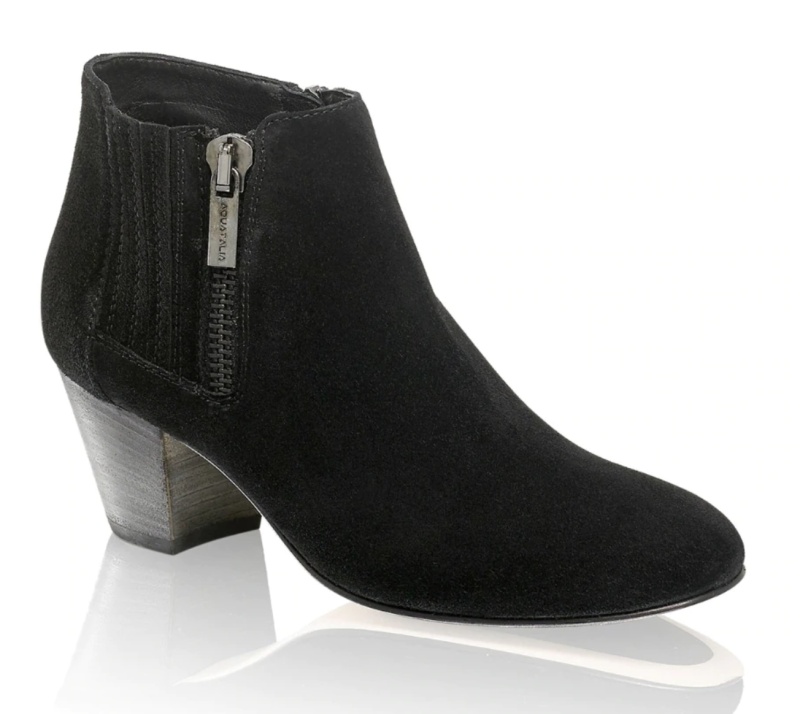 Russell & Bromley.