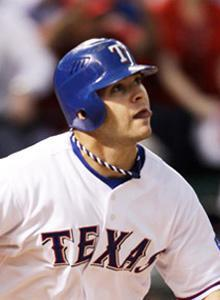 Rookie Mitch Moreland gave the Rangers a lift in a Game 3 win over the Giants