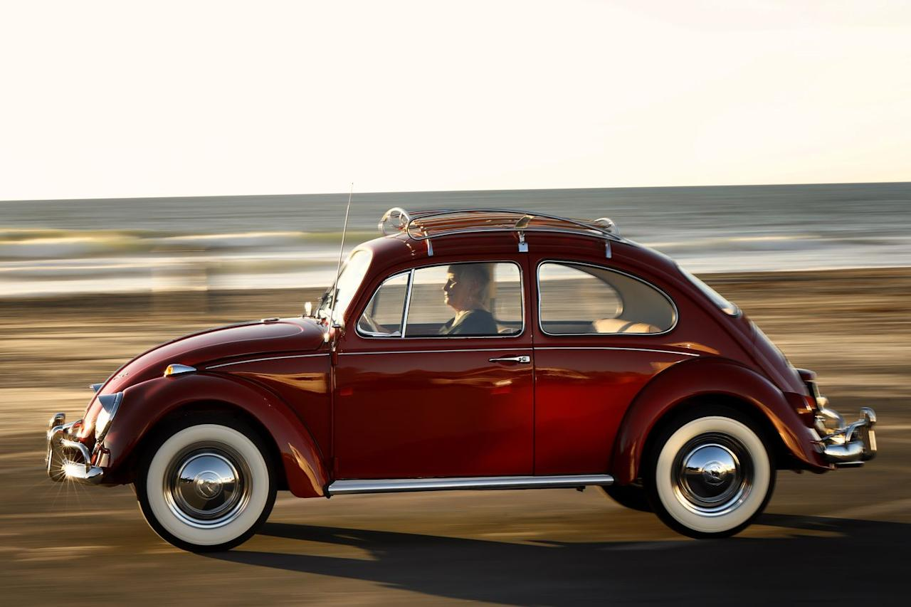 "<p>Most original Beetles make a horsepower number in the lower-two-digit range. But there's a reason so many people love them despite their lack of pace. They exude character and make any drive an event to remember. <a href=""https://www.ebay.com/itm/1973-Volkswagen-Beetle-Classic/273881588438"" target=""_blank"">This one</a> has working air conditioning, and you can own it today. </p>"