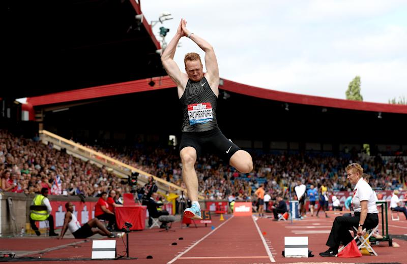 Greg is aretiredtrack and fieldathlete who specialised inlong jump (Photo: PA Archive/PA Images)