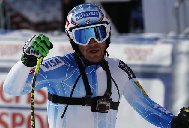 The 19-month-old daughter of former US Olympic skier Bode Miller has drowned.