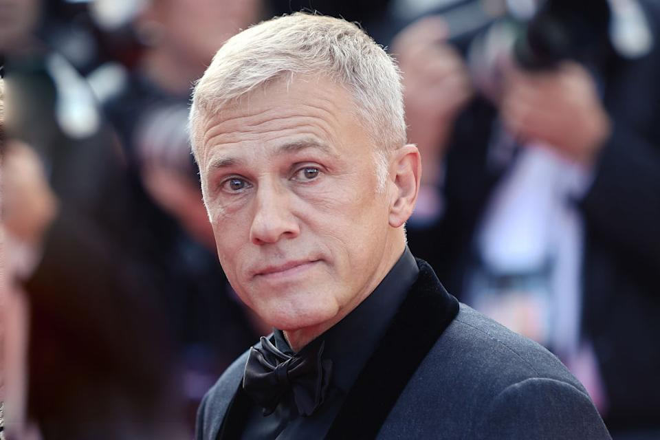 """CANNES, FRANCE - MAY 25: Christoph Waltz attends the closing ceremony screening of """"The Specials"""" during the 72nd annual Cannes Film Festival on May 25, 2019 in Cannes, France. (Photo by Laurent KOFFEL/Gamma-Rapho via Getty Images)"""