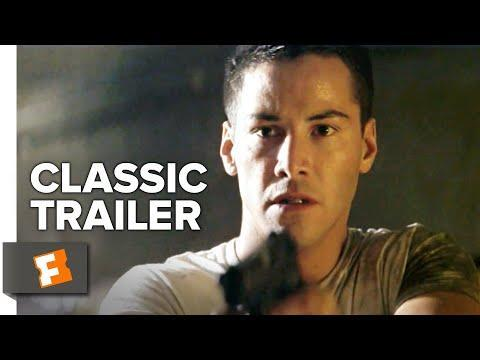 "<p>Keep it above 50, baby. In this road warrior thriller, Keanu Reeves is an officer tasked with stopping a bomb placed underneath a bus by an unhinged Dennis Hopper. (Ok, he's the actor who <em>plays</em> the man man, but could you imagine?) Problem is, if the bus drops under 50 miles an hour, it blows up. And Sandra Bullock is the hero behind the wheel keeping everyone alive.</p><p><a class=""link rapid-noclick-resp"" href=""https://www.hbo.com/movies/speed"" rel=""nofollow noopener"" target=""_blank"" data-ylk=""slk:Watch Now"">Watch Now</a></p><p><a href=""https://www.youtube.com/watch?v=8piqd2BWeGI"" rel=""nofollow noopener"" target=""_blank"" data-ylk=""slk:See the original post on Youtube"" class=""link rapid-noclick-resp"">See the original post on Youtube</a></p>"