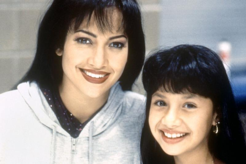 The Little Girl Who Played Young Jennifer Lopez in Selena Is All Grown Up