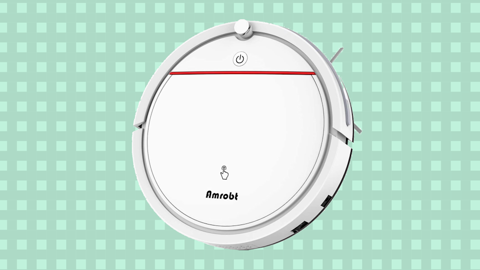 A robot vacuum for just $70? Yes please! (Photo: Amazon)