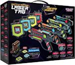 <p>The <span>Rechargeable Laser Tag Set</span> ($185) is honestly fun for the whole family! Keep your kids active and having fun with this at-home laser tag set!</p>