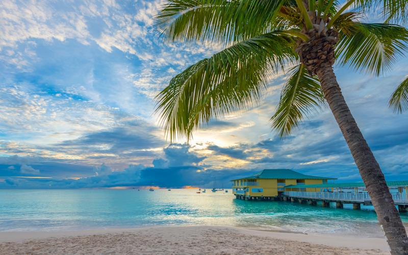 Starting a cruise in the Caribbean can maximise time at the beach - This content is subject to copyright.