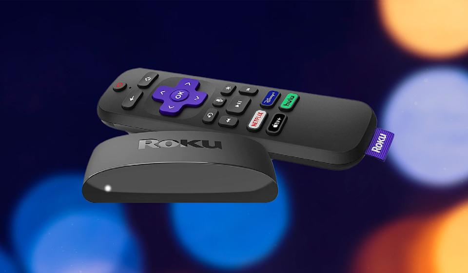 Upgrade your streaming experience with the genuinely excellent Roku Express 4K+, which does all the things and is now just $29. (Photo: Roku)