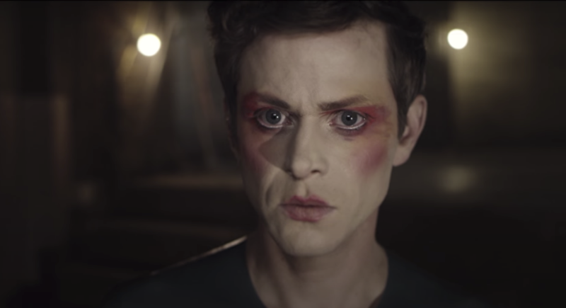 "Perfume Genius, clip de ""Die 4 you"" (capture d'écran youtube)"