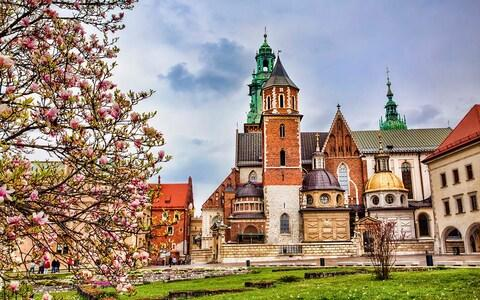 The Royal Cathedral, Krakow - Credit: RolfSt/RolfSt