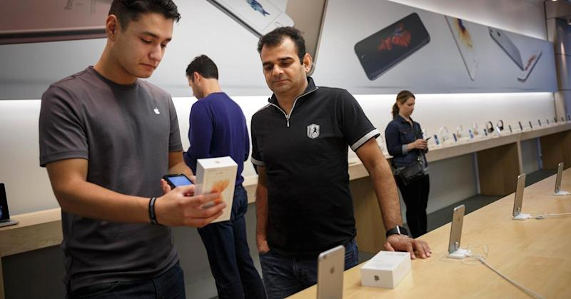 An NYU student spent 6 weeks working undercover in an iPhone factory