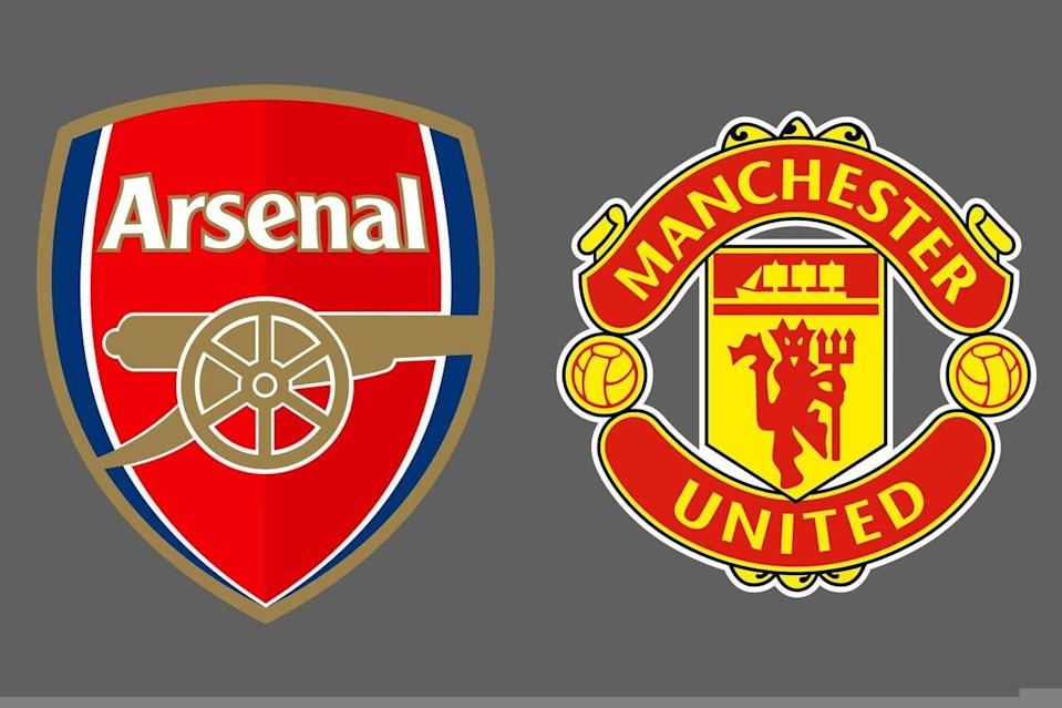 Arsenal-Manchester United