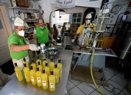 "The family took the decision to open up the precious terraces to ""agriturismo"" in 2013, allowing visitors to come and sample homemade limoncello liqueur"