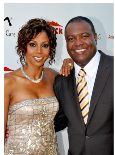 """<div class=""""caption-credit""""> Photo by: PacificCoastNews and PR Photos</div><div class=""""caption-title"""">Holly Robinson Peete and Rodney Peete</div>Holly Robinson Peete married NFL star Rodney Peete, who played professionally for 16 years, over 19 years ago. And Holly Robinson Peete is such a big fan of the game that she wrote the book Get Your Own Damn Beer, I'm Watching the Game!: A Woman's Guide to Loving Pro Football."""