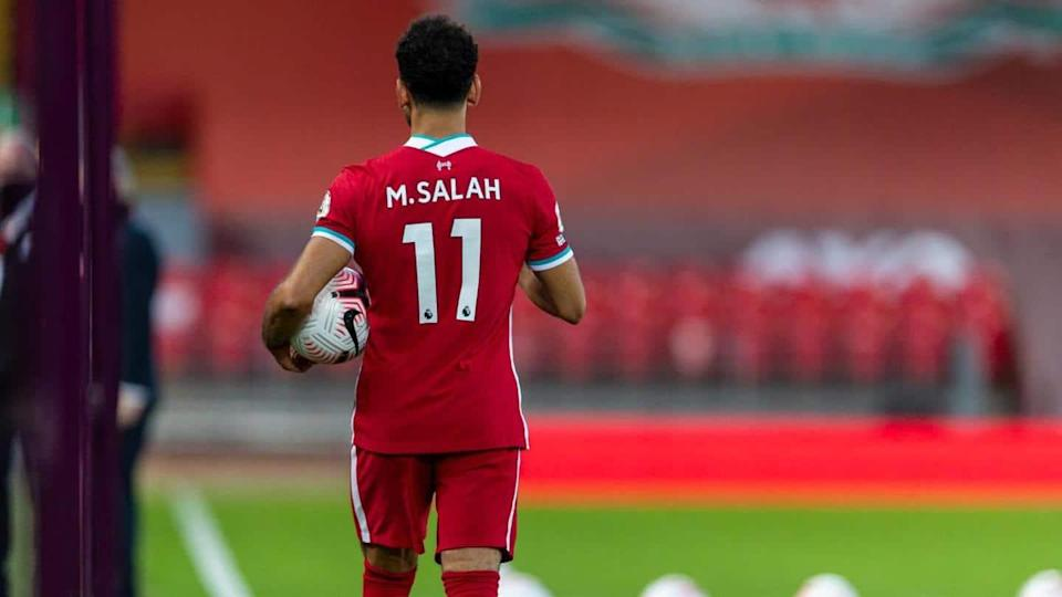 Premier League 2020-21: A look at Mohamed Salah in numbers