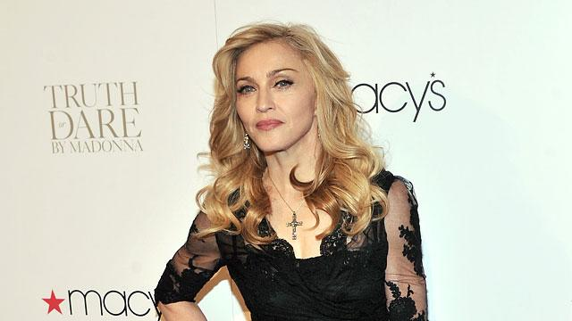 Madonna Apologizes For N-word Reference