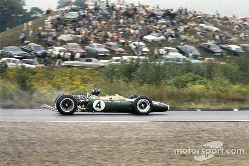 "Graham Hill: Lotus (1958-1959 y 1967-1970)<span class=""copyright"">LAT Images</span>"