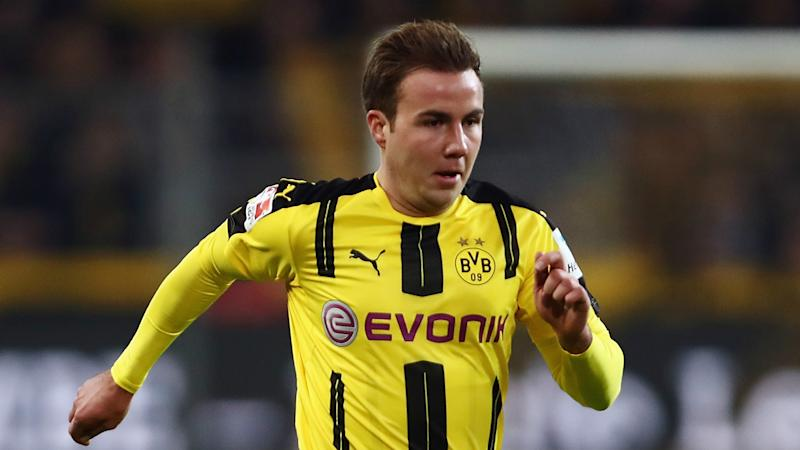 Klopp open to offering Gotze the chance to revive career at Liverpool