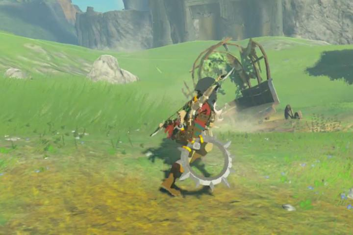 The best weapons in 'Zelda: Breath of the Wild,' and where