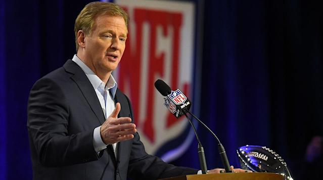 Roger Goodell Press Conference Reminds Us How Abnormal the Last Few Years Have Been