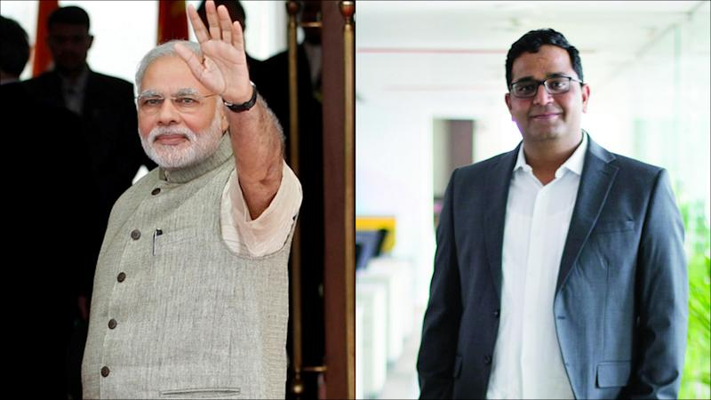 Modi, Paytm's Shekhar in TIME's '100 Most Influential People List'