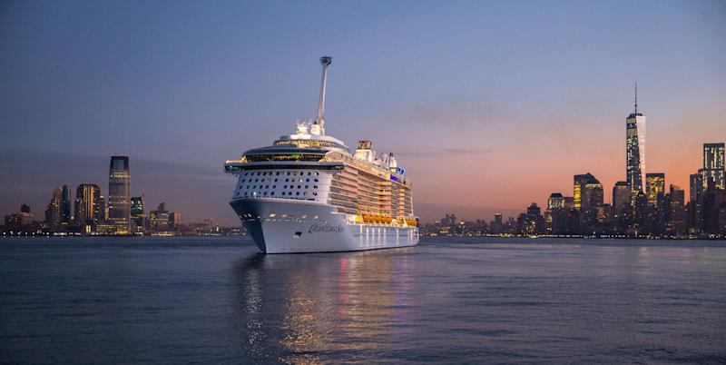 Hundreds of People Fell Sick on a Royal Caribbean Cruise