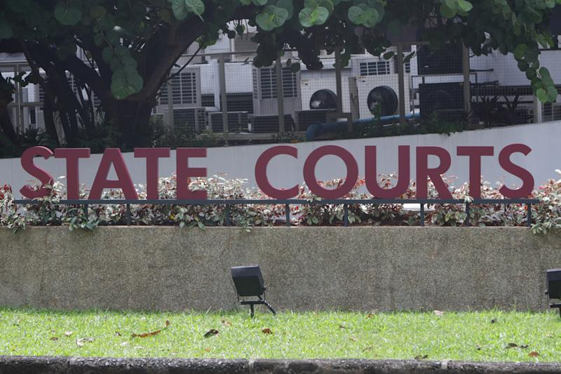 Singapore's State Courts. (PHOTO: Dhany Osman / Yahoo News Singapore)