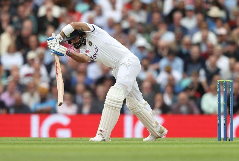 Virat Kohli is looking for his first century since 2019