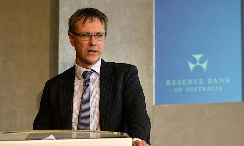 Reserve Bank of Australia deputy governor Guy Debelle