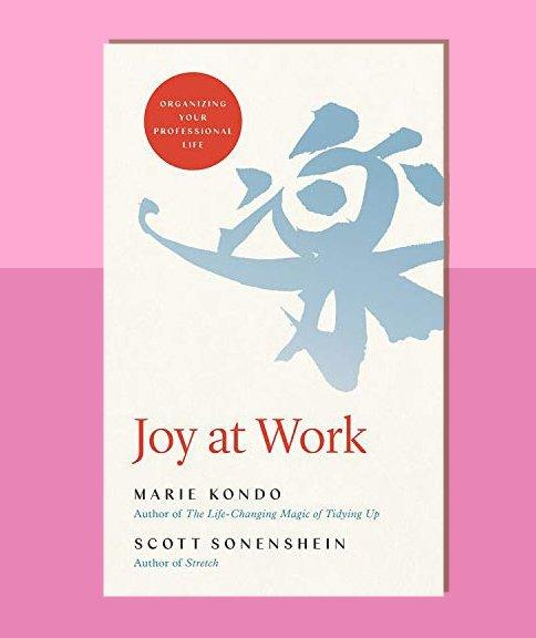 In Her Upcoming Book, Marie Kondo Reveals How to Find a Job That Sparks Joy
