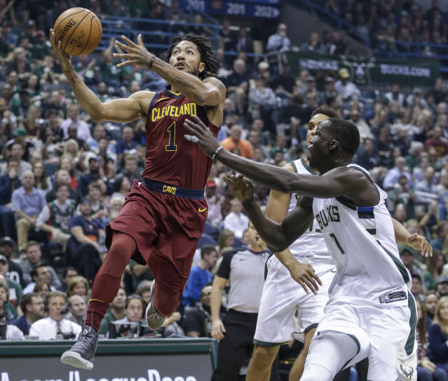 Derrick Rose expects to return for Cavaliers on Thursday night