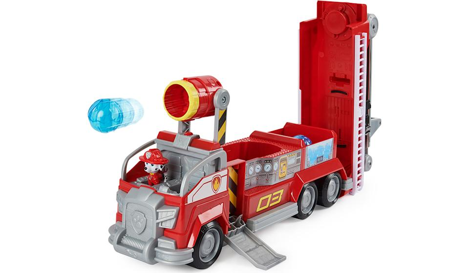 This toy is ready for a red hot rescue! (Photo: Walmart)