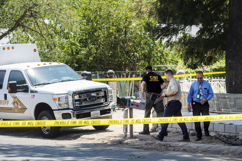 4-year-old boy shoots, kills 2-year-old cousin in California