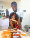 """<p>This lovey-dovey couple are spending their world tour goofing around together and having fun, but they took time to wish fans a """"Happy 4th!!!!"""" with this photo courtesy of <em>Claws</em>' Neicy Nash. (Photo: <a rel=""""nofollow noopener"""" href=""""https://www.instagram.com/p/BWJbRkpAZe8/?amp%3Bhl=en"""" target=""""_blank"""" data-ylk=""""slk:Gabrielle Union via Instagram"""" class=""""link rapid-noclick-resp"""">Gabrielle Union via Instagram</a>) </p>"""