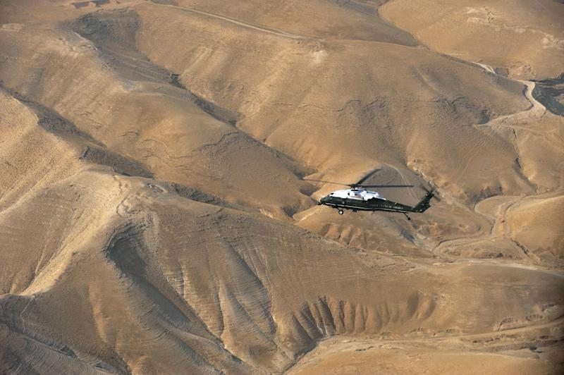 Trump Cancels Visit to Ancient Masada Site after Israel Refuses Helicopter Landing