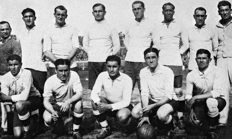 World Cup stunning moments: the Conte Verde's trip to Uruguay in 1930