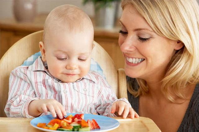 Weaning Food Recipe (4 to 6 months)